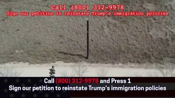 Great America PAC TV Spot, 'Immigration Policy Reversal' - Thumbnail 10