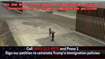 Great America PAC TV Spot, 'Immigration Policy Reversal' - Thumbnail 3