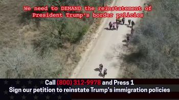 Great America PAC TV Spot, 'Immigration Policy Reversal' - Thumbnail 4