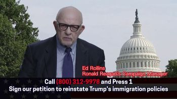 Great America PAC TV Spot, 'Immigration Policy Reversal' - Thumbnail 5