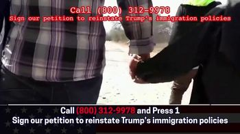 Great America PAC TV Spot, 'Immigration Policy Reversal' - Thumbnail 6
