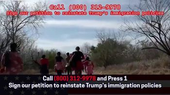 Great America PAC TV Spot, 'Immigration Policy Reversal' - Thumbnail 7