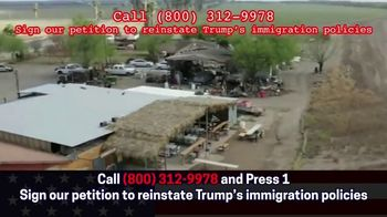 Great America PAC TV Spot, 'Immigration Policy Reversal' - Thumbnail 8