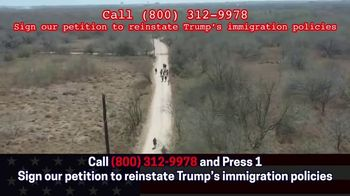 Great America PAC TV Spot, 'Immigration Policy Reversal' - Thumbnail 9
