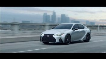 2021 Lexus IS TV Spot, 'Vanity Plates' Song by Ebo Taylor, Jr. [T2] - Thumbnail 5