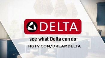 Delta Faucet TV Spot, 'DIY Network: Maximize a Kitchen Layout' - Thumbnail 6