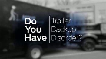 Ford F-150 TV Spot, 'Trailer Backup Disorder' [T2] - Thumbnail 1