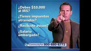 Community Tax TV Spot, 'Llama a tu defensor de impuestos' con Julio César Chávez [Spanish] - Thumbnail 3