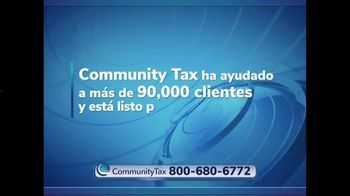 Community Tax TV Spot, 'Llama a tu defensor de impuestos' con Julio César Chávez [Spanish] - Thumbnail 4