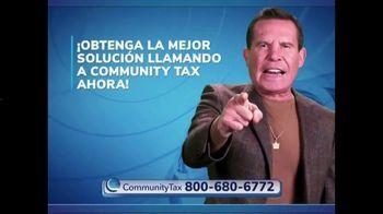 Community Tax TV Spot, 'Llama a tu defensor de impuestos' con Julio César Chávez [Spanish] - Thumbnail 6
