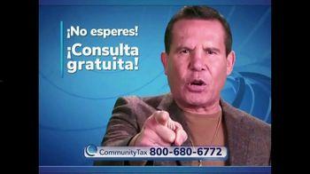 Community Tax TV Spot, 'Llama a tu defensor de impuestos' con Julio César Chávez [Spanish] - Thumbnail 7