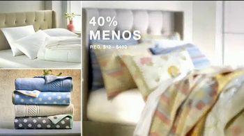 Macy's Días de Bono TV Spot, 'Ahorros en ropa y cama' [Spanish] - Thumbnail 2