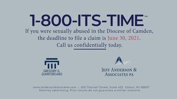 Jeff Anderson & Associates TV Spot, 'Clergy Abuse: Limited Time' - Thumbnail 8