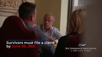 Jeff Anderson & Associates TV Spot, 'Clergy Abuse: Limited Time' - Thumbnail 6