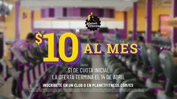 Planet Fitness TV Spot, 'Es hora de levantarse' [Spanish] - Thumbnail 4