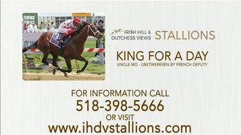 Irish Hill & Dutchess Views Stallions TV Spot, 'King For a Day' - Thumbnail 7