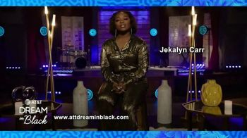 AT&T Inc. TV Spot, 'Dream in Black: Jekalyn Carr' - Thumbnail 4
