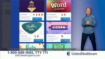 UnitedHealthcare Renew Active TV Spot, 'Offers More' Featuring Doug Flutie - Thumbnail 6