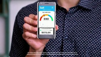 Self Financial Inc. TV Spot, 'Credit Card Dreams' - Thumbnail 3