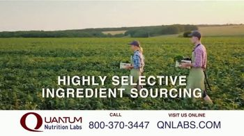 Quantum Nutrition Labs TV Spot, 'Feeling Good Is Living Good: Save 25%' - Thumbnail 4