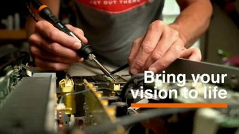 Worx MakerX TV Spot, 'Unleash Your Creativity' - Thumbnail 8