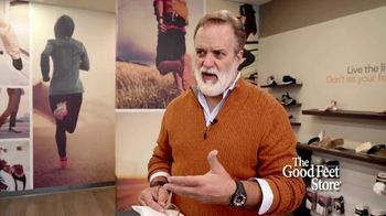 The Good Feet Store TV Spot, 'Three-Step System' Featuring Jody Dean - Thumbnail 2