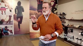 The Good Feet Store TV Spot, 'Three-Step System' Featuring Jody Dean - Thumbnail 3
