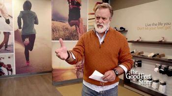 The Good Feet Store TV Spot, 'Three-Step System' Featuring Jody Dean - Thumbnail 4