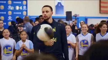 Under Armour TV Spot, 'Change the Game' Featuring Stephen Curry, Song By Jaden - Thumbnail 5
