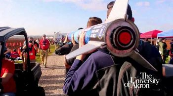 The University of Akron TV Spot, 'Aerospace Systems Engineering' Featuring Matt Kaulig