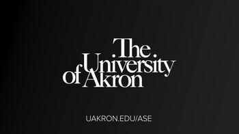 The University of Akron TV Spot, 'Aerospace Systems Engineering' Featuring Matt Kaulig - Thumbnail 10