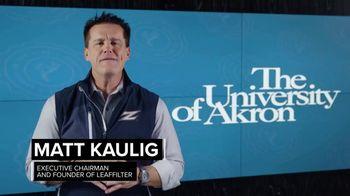 The University of Akron TV Spot, 'Aerospace Systems Engineering' Featuring Matt Kaulig - Thumbnail 2