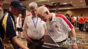 The University of Akron TV Spot, 'Aerospace Systems Engineering' Featuring Matt Kaulig - Thumbnail 4