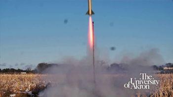 The University of Akron TV Spot, 'Aerospace Systems Engineering' Featuring Matt Kaulig - Thumbnail 5