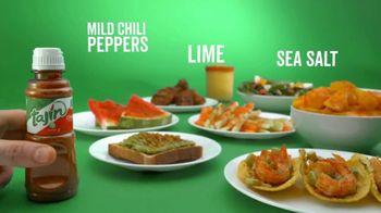 Tajín TV Spot, 'Sprinkle Tajín on Your Tacos, Ramen and Chicken' - Thumbnail 8