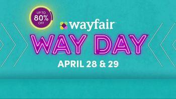 Wayfair Way Day TV Spot, 'Bathroom Upgrades, Rugs and Outdoor Furniture' - Thumbnail 7
