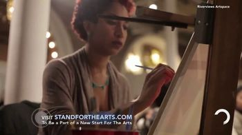 Stand for the Arts TV Spot, 'Ovation: Power of Art'