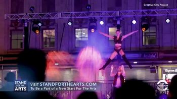 Stand for the Arts TV Spot, 'Ovation: Power of Art' - Thumbnail 2