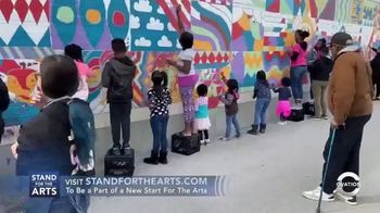Stand for the Arts TV Spot, 'Ovation: Power of Art' - Thumbnail 3