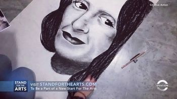 Stand for the Arts TV Spot, 'Ovation: Power of Art' - Thumbnail 4