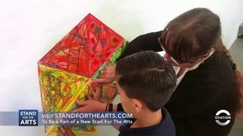 Stand for the Arts TV Spot, 'Ovation: Power of Art' - Thumbnail 5