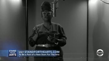 Stand for the Arts TV Spot, 'Ovation: Power of Art' - Thumbnail 6