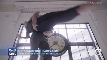 Stand for the Arts TV Spot, 'Ovation: Power of Art' - Thumbnail 7