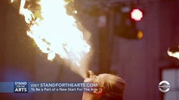 Stand for the Arts TV Spot, 'Ovation: Power of Art' - Thumbnail 8