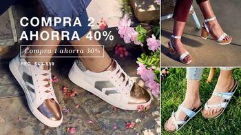 Macy's TV Spot, 'Prepárate para la primavera: zapatos, joyas y Star Rewards' [Spanish] - Thumbnail 3