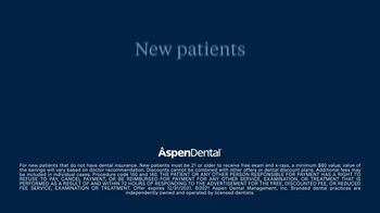 Aspen Dental TV Spot, 'Free New Patient Exam' - Thumbnail 5