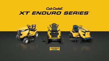 Cub Cadet XT Enduro Series TV Spot, 'For Those Who Love to Lawn' - Thumbnail 10