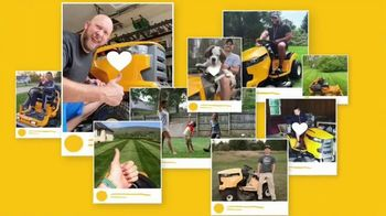 Cub Cadet XT Enduro Series TV Spot, 'For Those Who Love to Lawn' - Thumbnail 9