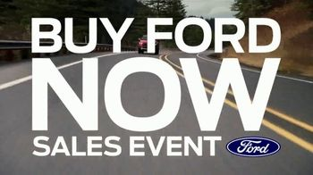 Buy Ford Now Sales Event TV Spot, 'Buy Now: Trucks' [T2] - Thumbnail 1