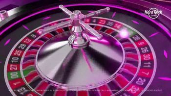 Hard Rock Casino TV Spot, 'Spin'